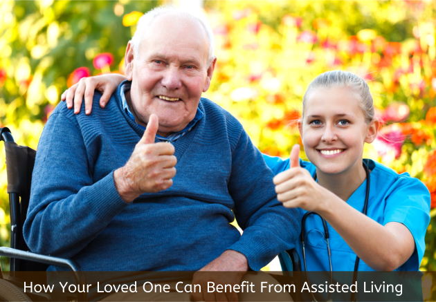 How Your Loved One Can Benefit From Assisted Living