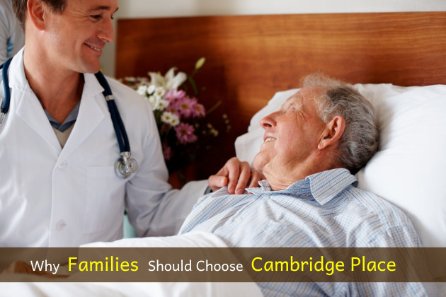 Why Families Should Choose Cambridge Place