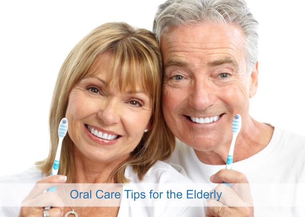 Oral Care Tips for the Elderly